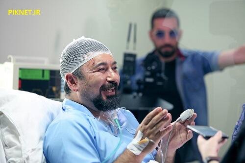 امیرحسین صدیق بازیگر نقش علی در سریال مرضیه