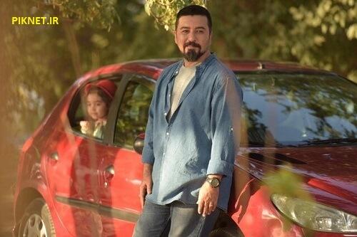 امیرحسین صدیق در سریال مرضیه