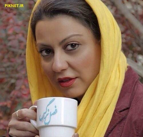 شایسته ایرانی بازیگر نقش نغمه در سریال ترور خاموش