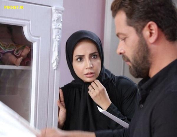شبنم قلی خانی در سریال بیگانه ای با من است