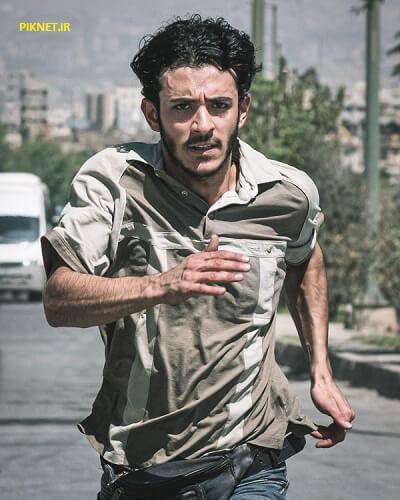 علی شادمان در فیلم مردن در آب مطهر