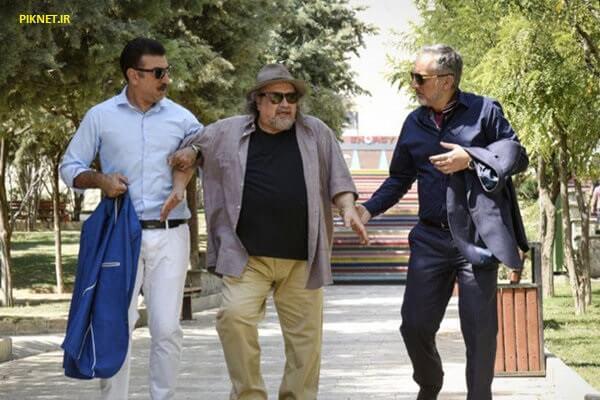 فیلم کلوپ همسران ، بازیگران و خلاصه داستان + عکس