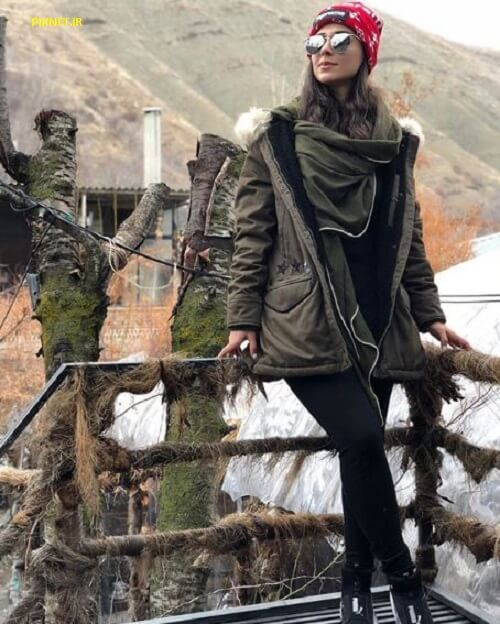 لاله مرزبان بازیگر نقش نازگل در سریال ستایش