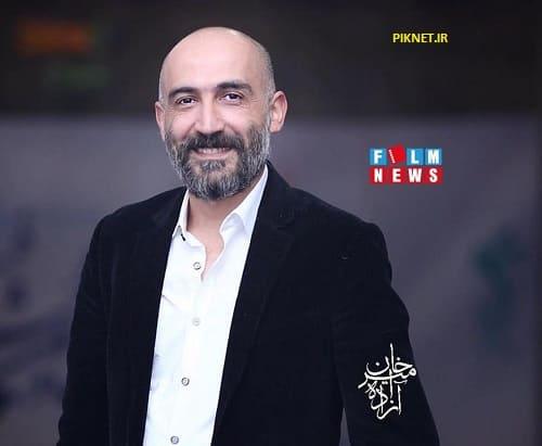 هادی حجازی فر بازیگر سریال زیرخاکی