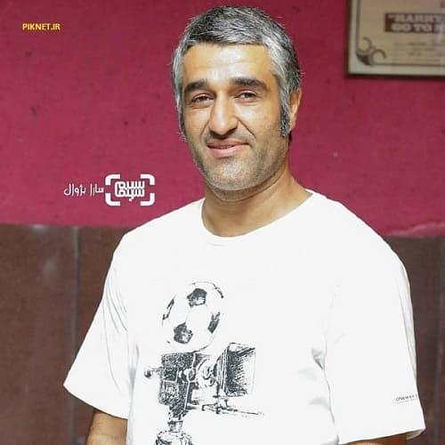 پژمان جمشیدی بازیگر سریال زیرخاکی