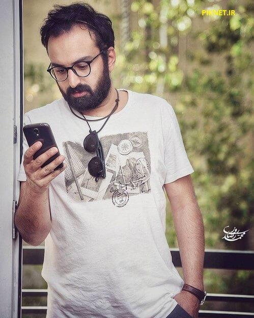 کاوه خداشناس بازیگر سریال مجلس حیرانی