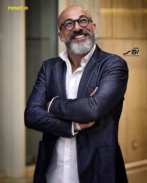امیر آقایی بازیگر در سریال نوار زرد