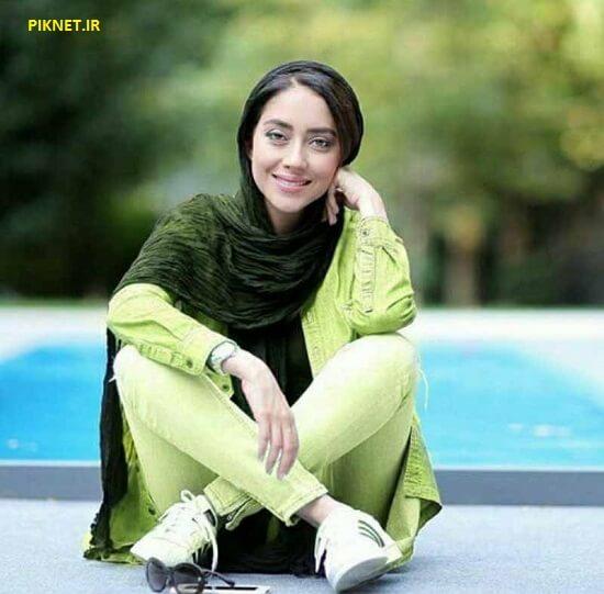 بهاره کیان افشار در سریال نوار زرد