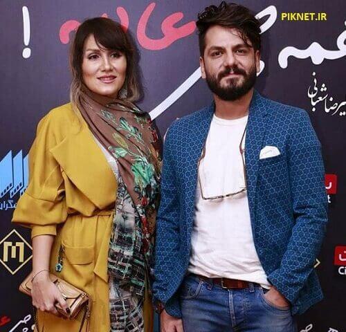 عباس غزالی در سریال پناه آخر