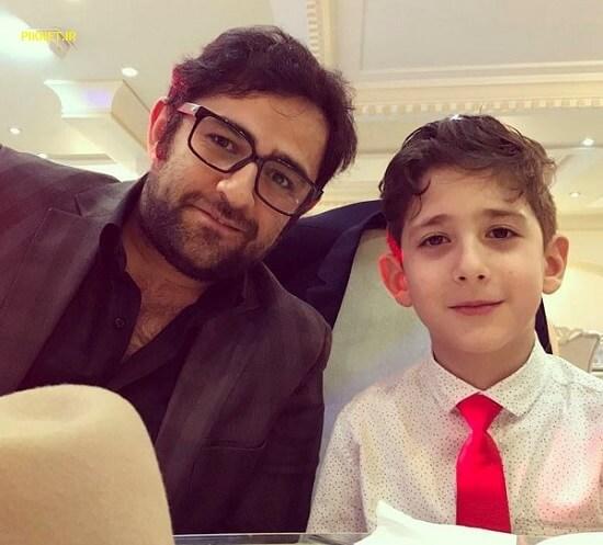 علی هاشمی در سریال کامیون