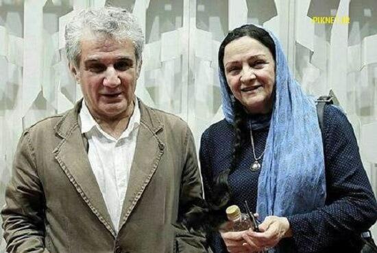 مهدی هاشمی در سریال کامیون