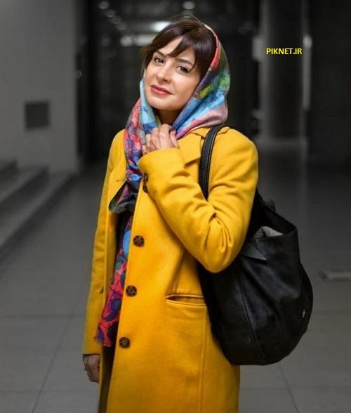 سیما تیرانداز بازیگر سریال خانه امن