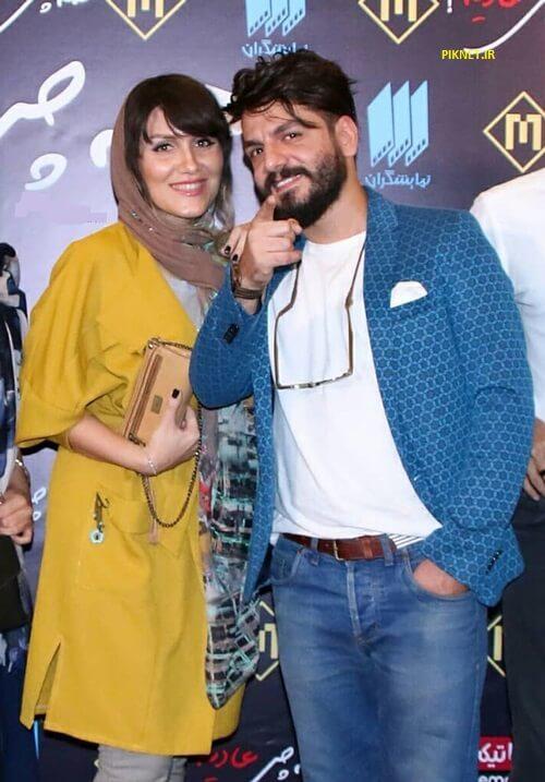 عباس غزالی در سریال شاه رگ