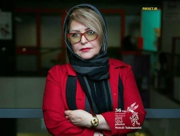 اکرم محمدی و همسرش | بیوگرافی اکرم محمدی در سریال ستایش