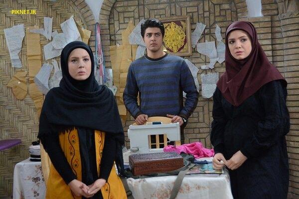 اسامی بازیگران سریال هست و نیست + خلاصه داستان و عکس