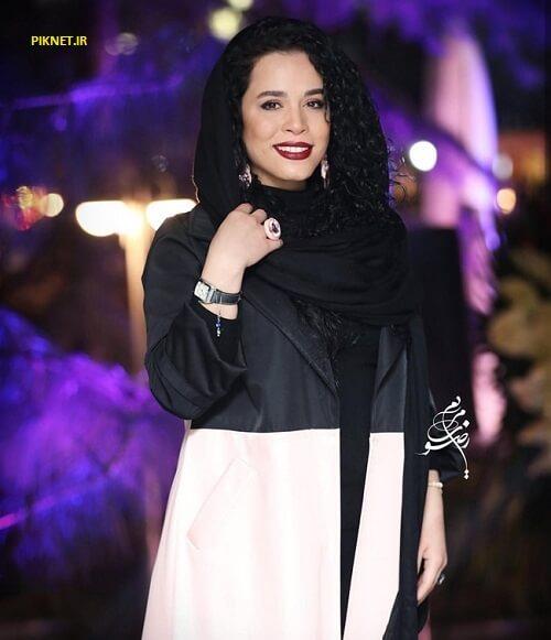 ملیکا شریفی نیا بازیگر سریال دلدادگان