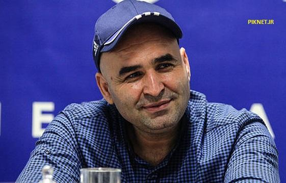 علی مسعودی بازیگر و کارگردان سریال آخر خط
