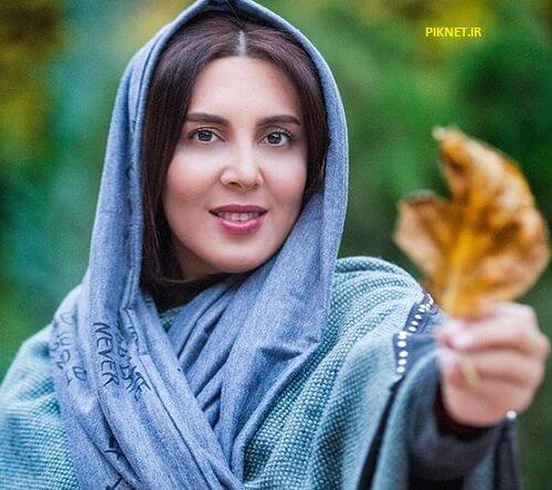 لیلا بلوکات بازیگر سریال از سرنوشت