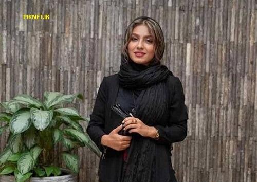 مونا کرمی بازیگر سریال از سرنوشت