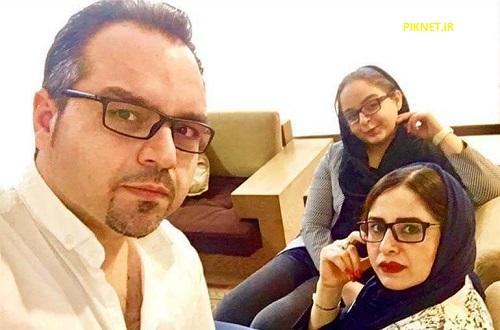 شهرام قائدی بازیگر سریال وارش