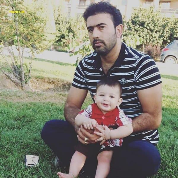 مرتضی رحیمی بازیگر سریال تاراز