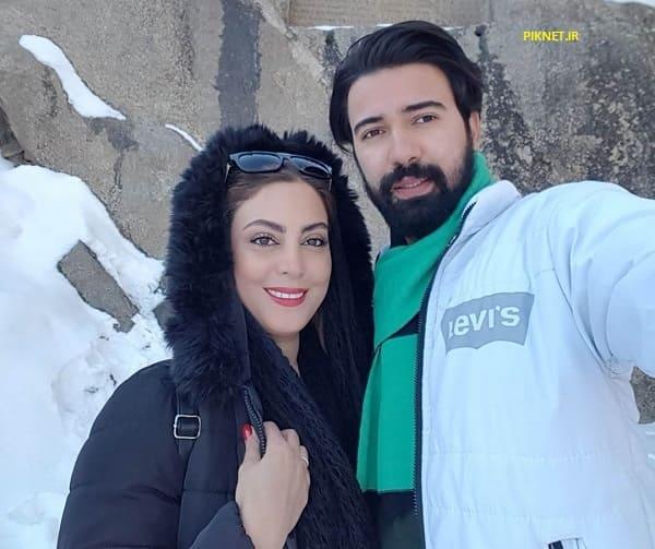 نیلوفر شهیدی بازیگر سریال تاراز
