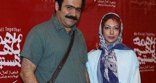 عکس و بیوگرافی کامل بهادر مالکی بازیگر و صداپیشه + همسرش