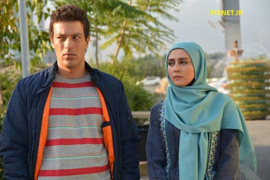 سامان دارابی در سریال گسل