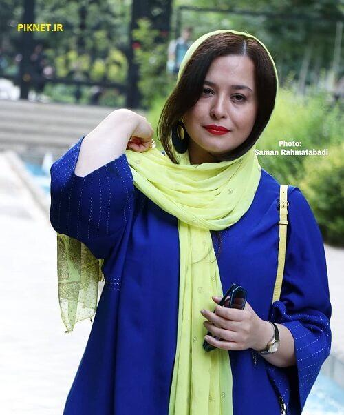 مهراوه شریفی نیا بازیگر سریال خداحافظ بچه