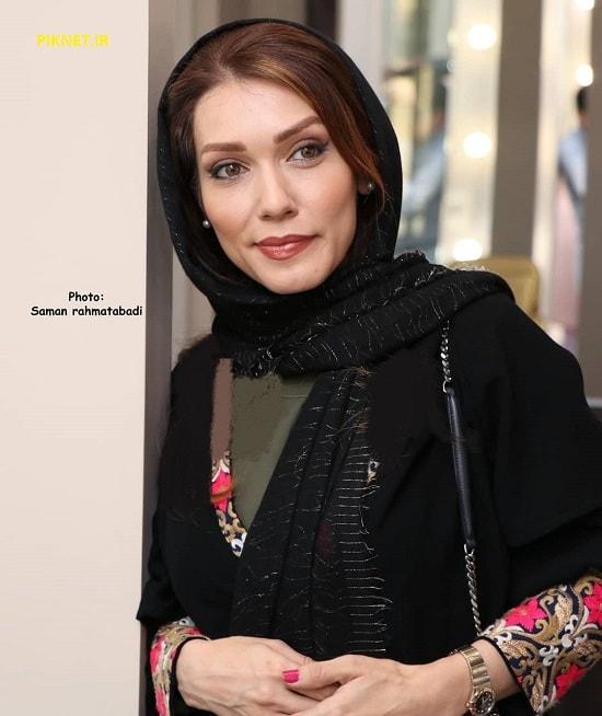 شهرزاد کمال زاده بازیگر سریال رنگ شک