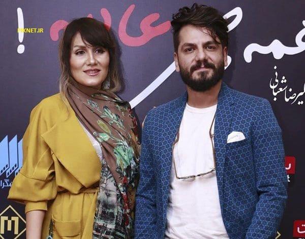 عباس غزالی در سریال وضعیت سفید
