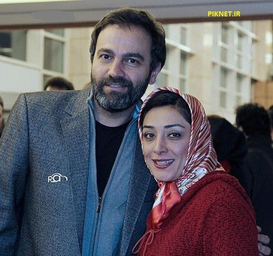 آرش مجیدی بازیگر سریال رنگ شک