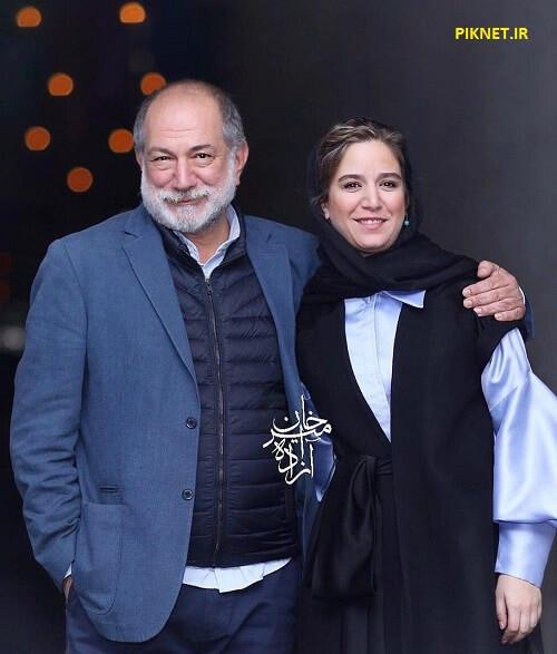 آتیلا پسیانی بازیگر سریال خداحافظ بچه