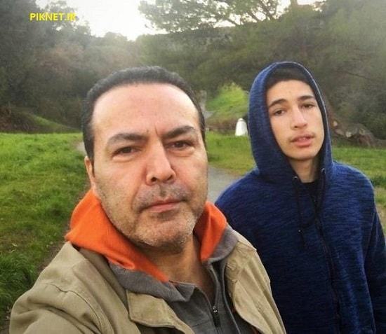 فریبرز عرب نیا بازیگر و کارگردان سریال رنگ شک