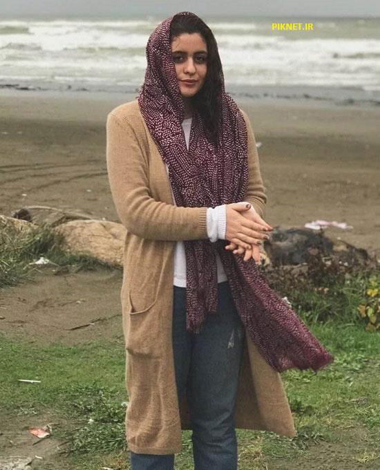 فاطیما بهارمست بازیگر سریال از سرنوشت