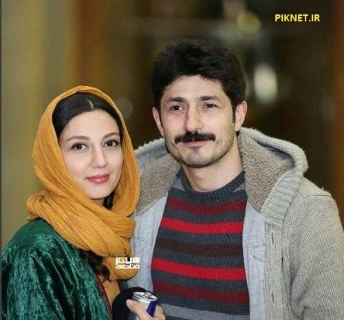 حدیث میرامینی بازیگر سریال خداحافظ بچه