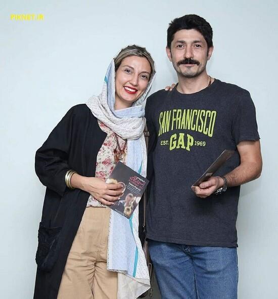 حدیث میرامینی بازیگر سریال دلنوازان
