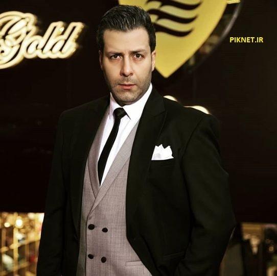 مجید واشقانی بازیگر سریال روزهای بهتر