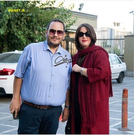رضا داوود نژاد بازیگر سریال پنچری