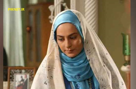 سمانه پاکدل بازیگر نقش مهتاب در سریال دلنوازان