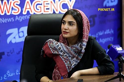 سنا پور سعیدی بازیگر سریال جلال