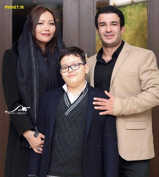 یوسف تیموری بازیگر سریال پنچری