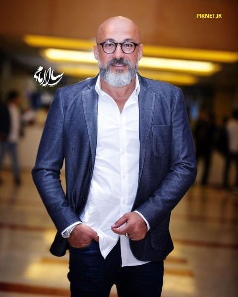 امیر آقایی بازیگر سریال اولین شب آرامش
