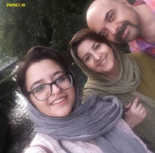 آرش نوذری بازیگر سریال میانبر