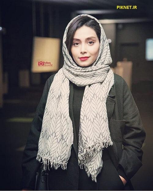 دیبا زاهدی بازیگر سریال ماهور