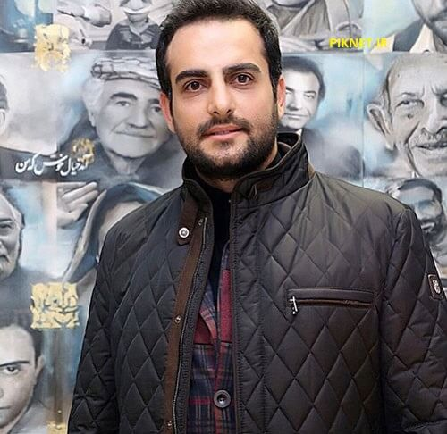 حامد کمیلی بازیگر سریال پروانه