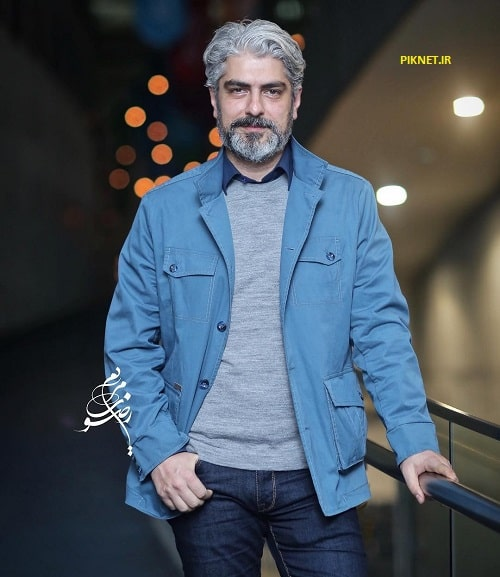 مهدی پاکدل بازیگر سریال اولین شب آرامش
