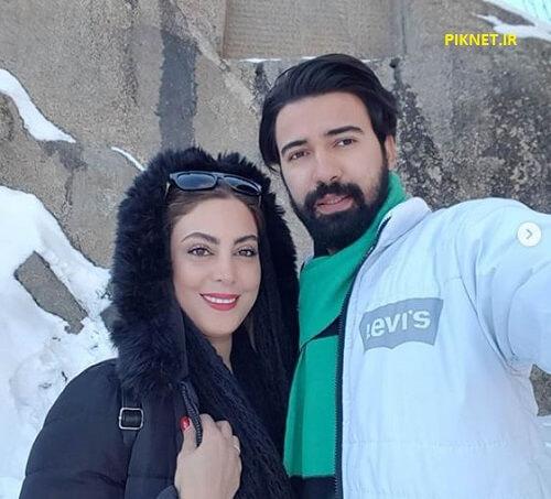 نیلوفر شهیدی بازیگر سریال روزگار