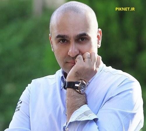 نیما رئیسی بازیگر سریال پروانه