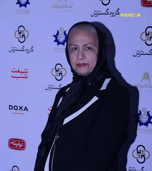 بیوگرافی سعیده عرب